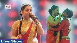 सेज पर केकरा संगे लड़ब सईया अरब गईले ना    Nisha Pandey Live Stage show 2017     Team Film