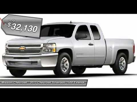 2013 CHEVROLET SILVERADO 1500 El Paso, TX 30586