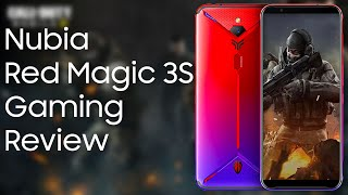 Red Magic 3s Gaming Review - Powerful Performance, Great Value