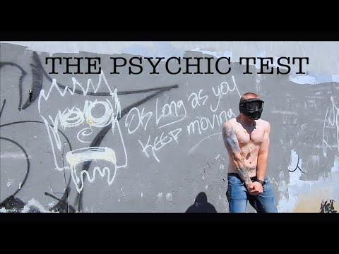 The Psychic Test *Blood* - YouTube