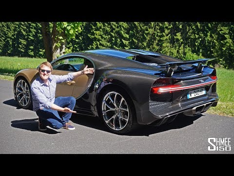 Thumbnail: My First Drive in a BUGATTI CHIRON!
