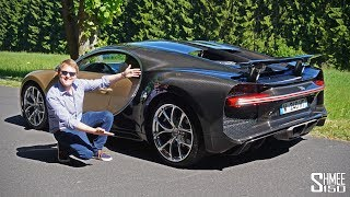 Video My First Drive in a BUGATTI CHIRON! download MP3, 3GP, MP4, WEBM, AVI, FLV Agustus 2017