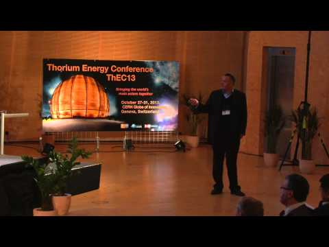 The Norwegian Thorium Initiative   Oystein Asphjell   Thor Energy   ThEC13