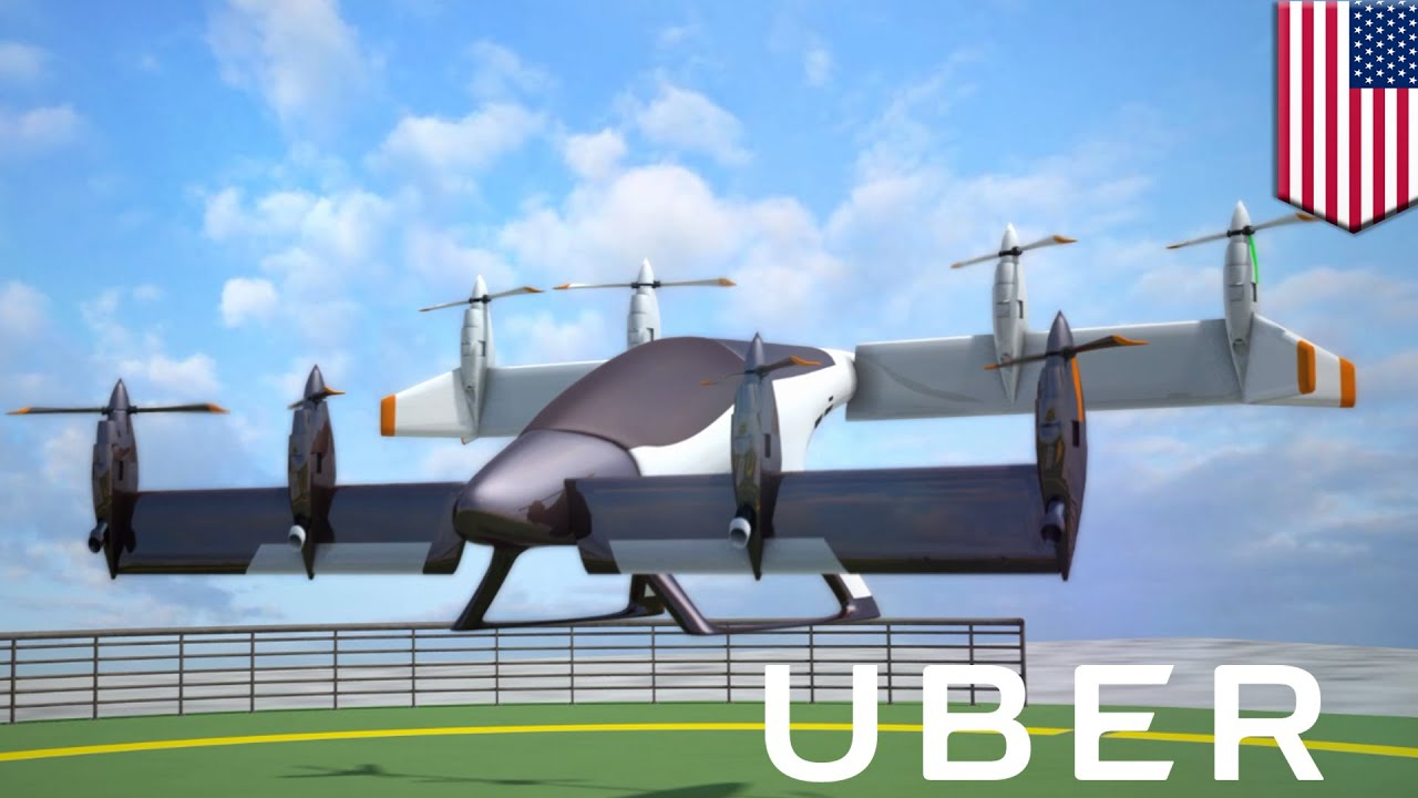 How To Cancel Uber >> Uber flying cars: How Uber hopes to launch a fleet of self flying electric cabs by 2026 ...