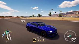 FORZA HORIZON 3 | 2016 FORD SHELBY GT350R | 1/4 mile, tuning build/guide