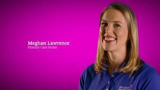 Meet Meghan who chose home care to challenge her nursing skills.