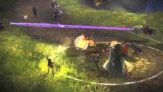 Guild Wars 2 Gameplay Trailer (PC)