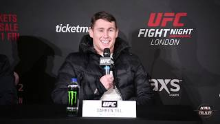 Full UFC Fight Night: London Till vs. Masvidal Press Conference