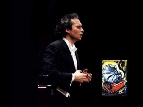 Jose Carreras. Ave verum. Mozart.