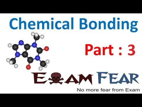Chemistry Chemical Bonding part 3 (Lewis approach to chemical bond) CBSE class 11 XI
