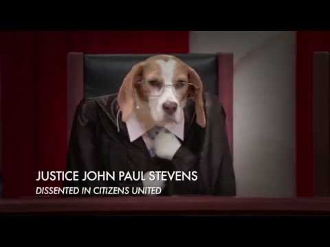 Citizens United, Explained with Dogs
