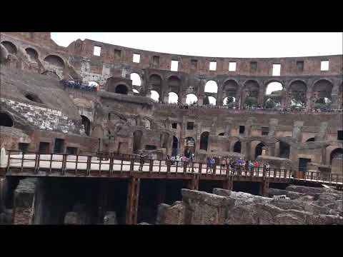 Vatican Museum, Sistine Chapel and inside the mighty Colosseum