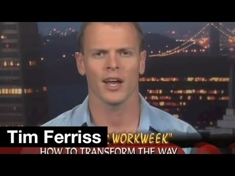 Interview | The 4-Hour Workweek | Tim Ferriss