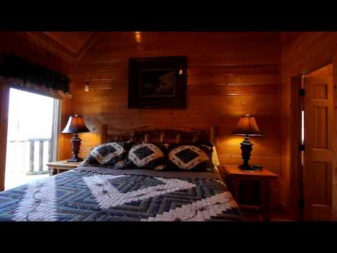 """Wilderness Lodge"" Luxury 6 Bedroom Cabin in Wears Valley, TN - Cabins USA 2017"