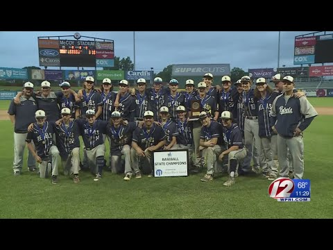 South Kingstown wins first baseball title since 2002