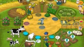 Farm Mania 2 - Level 24 & 25 (Arcade Mode)