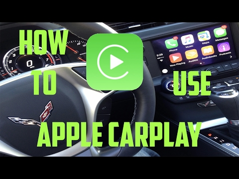 How to use Apple CarPlay  and android auto in your vehicle.