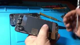 Замена стекла iPhone 8 на OCA пленку / iPhone 8 Glass Only Repair on OCA film