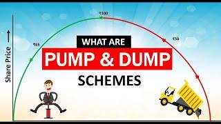 Pump and Dump Schemes क्या होती है 