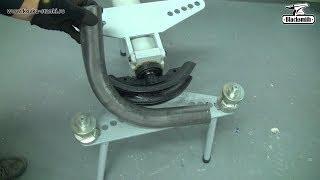 Трубогиб ручной гидравлический МPB10 Blacksmith(, 2013-12-17T11:37:08.000Z)