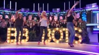 Atomic Kitten perform 'Right Now' live on Big Brother's Bit On The ...