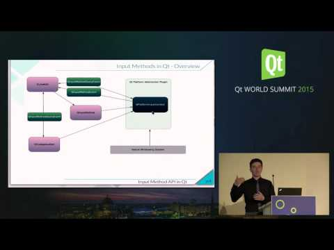 QtWS15- Virtual Keyboards for Qt applications, Tobias König, KDAB