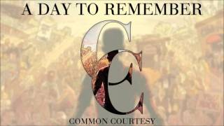 Right Back At It Again - A Day To Remember (Instrumental Cover)