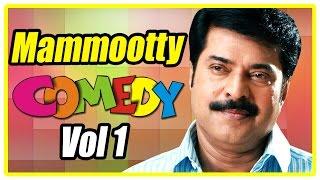 Mammootty Comedy Scenes   Vol 1   Nayanthara   Jayasurya   Jagathy Sreekumar   Suraj Venjaramoodu