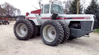 Gambar cover 1987 White 4-270 Field Boss 4WD Tractor,