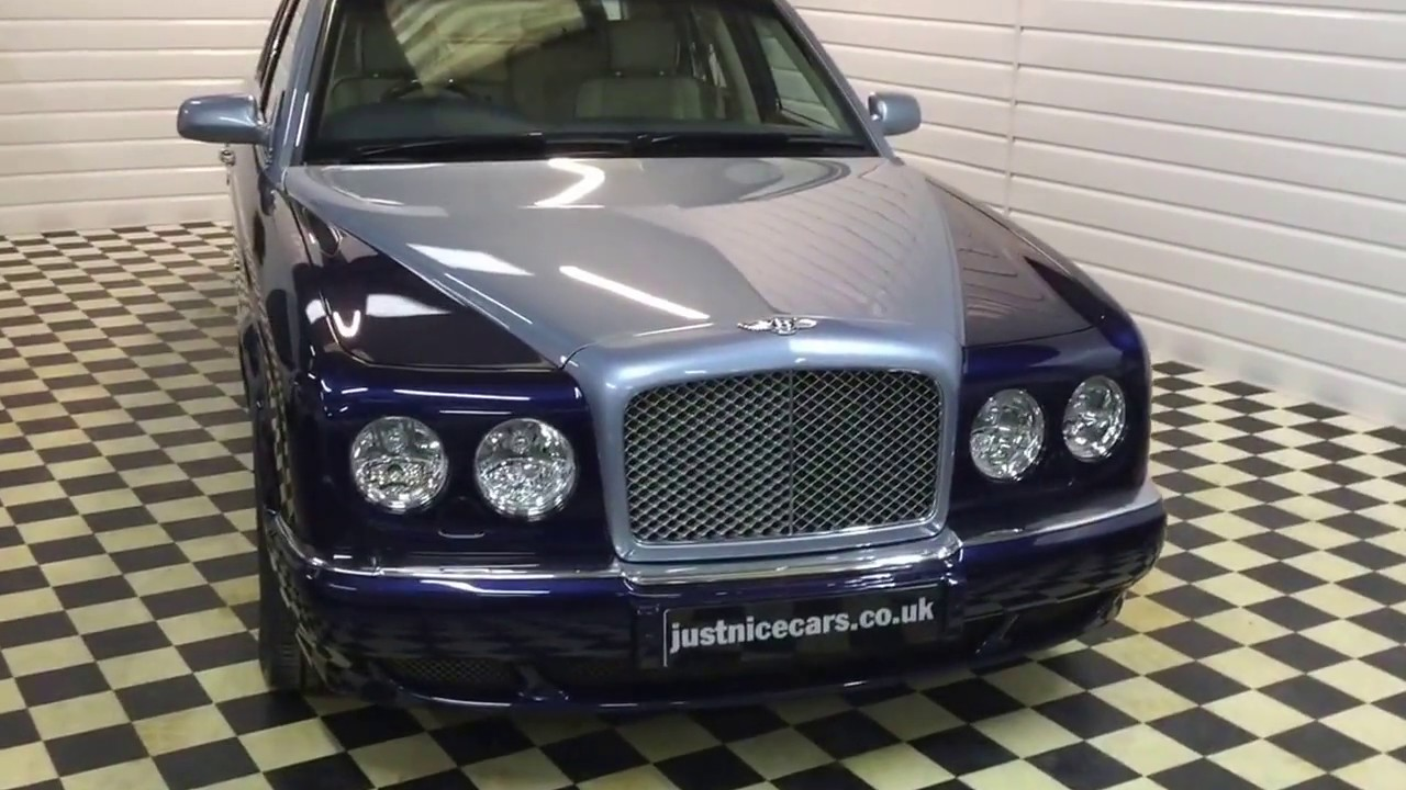 2006 06 bentley arnage r 68 v8 auto sorry now sold youtube 2006 06 bentley arnage r 68 v8 auto sorry now sold vanachro Choice Image