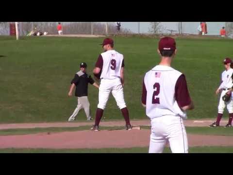 NCCS - Plattsburgh Baseball  5-14-18