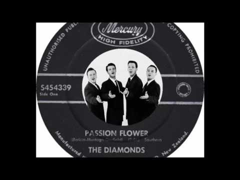 The Diamonds - Passion Flower (1959)