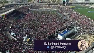 Ey Şehînşahê Muezzem - Melayê Cizîrî & N. Zivingî