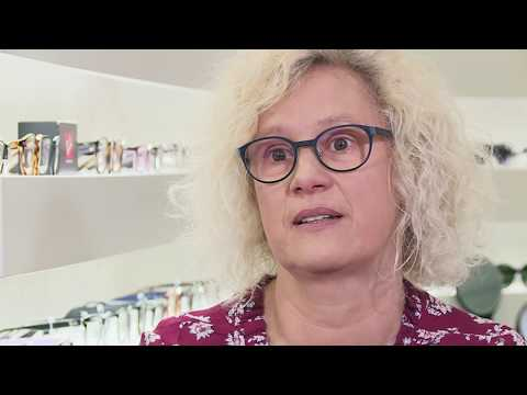 Augenoptiker-Gesellin Betty Rosenow über den Optiker-Beruf