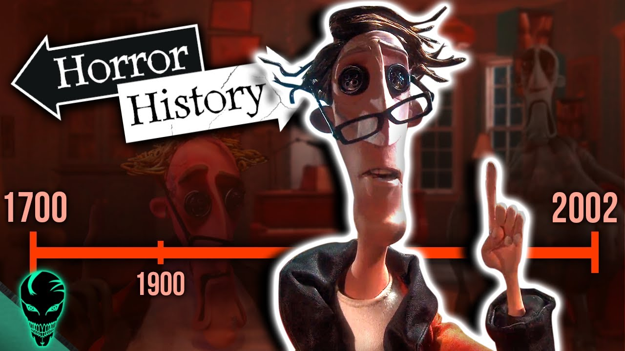 Coraline The History Of The Other Father Horror History Apho2018