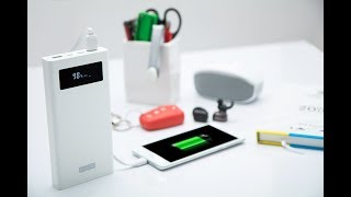 20000mAh Power Bank with Fast Charge | Zebronics