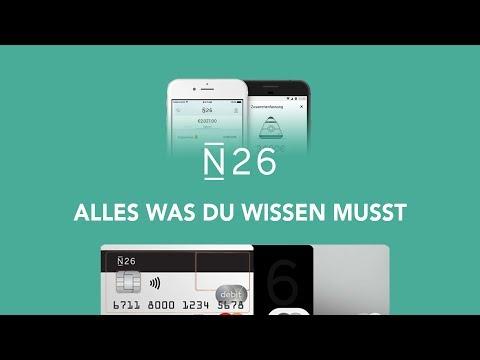 N26 // Alles Was Du Wissen Musst | Das Große Tutorial (Deutsch)