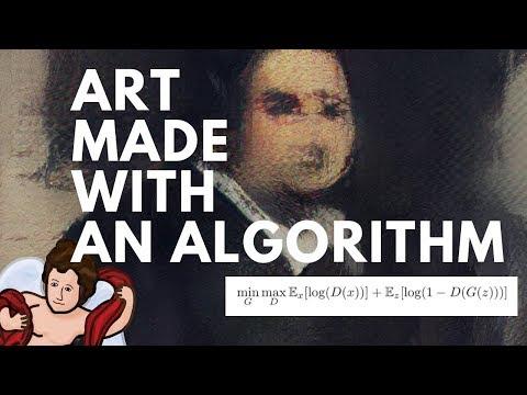 Algorithm Art: What makes art great? | AmorSciendi