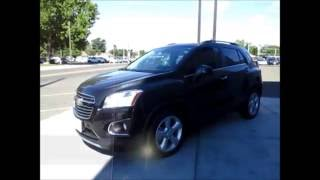 Certified Used 2015 Chevy Trax #CU239068 Located at Hall Chevrolet Buick In Prosser