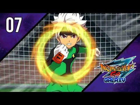 Inazuma Eleven GO Galaxy Ep.7 - ¡EL MEJOR PORTERO DE INAZUMA!