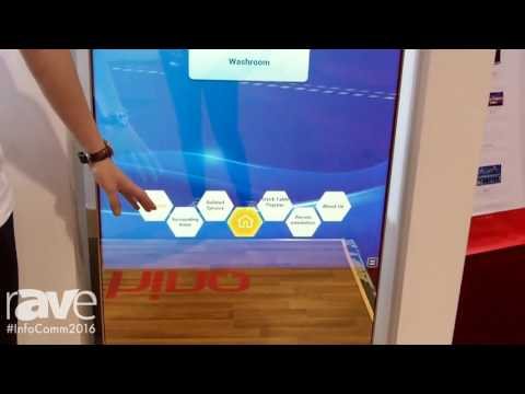 InfoComm 2016: Derhino Highlights Solution For Digital Signage Business