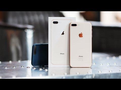 Как выглядит айфон 8 плюс