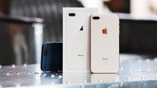 Полный обзор iPhone 8 Plus