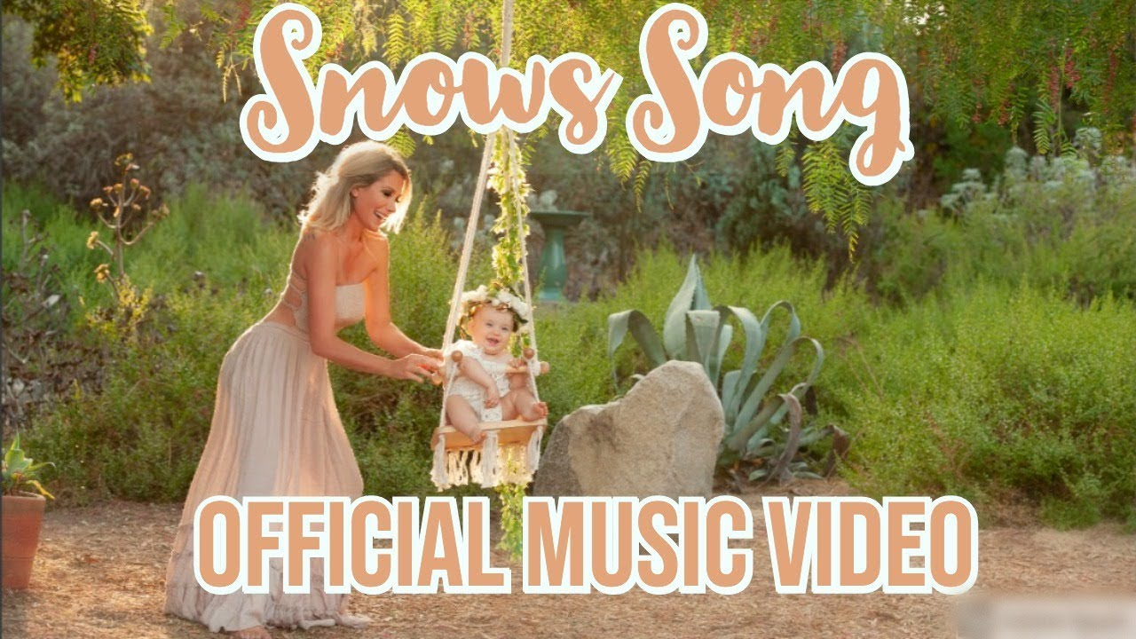 SNOWS SONG | OFFICIAL MUSIC VIDEO | CHANNON ROSE #1