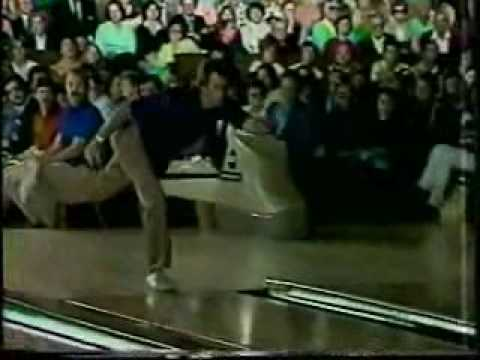 1981 Showboat - Mark Roth vs. Earl Anthony pt1