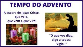 TEMPO DO ADVENTO