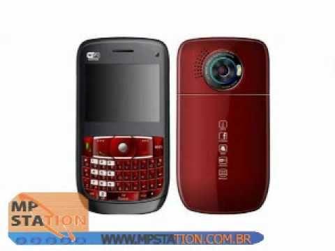 Celular Mp15 E77 WI-FI Cam 3.0Mpix TV