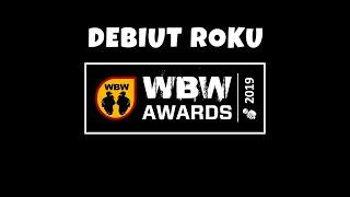 Debiut Roku  WBW Awards 2019  fristajlowe wyróżnienia sezonu