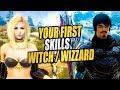 Black Desert Online: Witchwizard Beginners Skill Guide