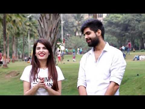 Holding People's Hand prank ft. Jenny Chopra | Pranks in India 2018
